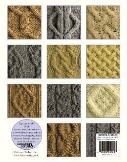 50 Fabulous Knit Aran Stitches