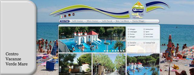 Centro Vacanze Verde Mare - Villaggio Turistico - Camping - www.centrovacanzeverdemare.it