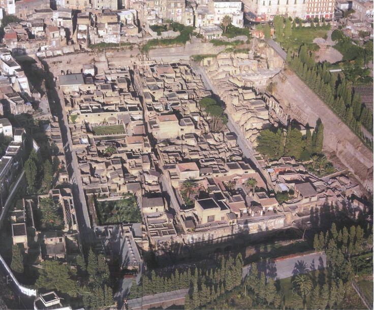 Nom: Herculano Tipus: Monument Pais: Italia  Ciutat: Ercolano, Nápoles Estat: Destruït Antiga ciutat de la edat mitjana .