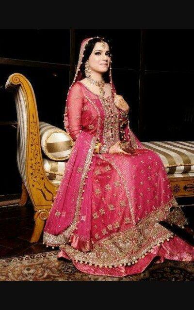 291 besten pakistani wedding dresses Bilder auf Pinterest ...