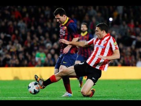 Barcelona vs Athletic Bilbao 1-1 2015 All Goals (Super Copa De España) 1...