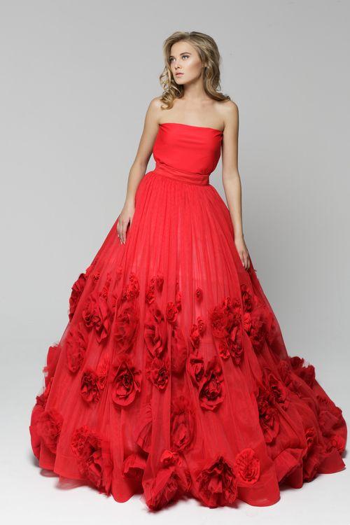 Взять в прокат Женская одежда Платья Rosso by Samushan  Москва