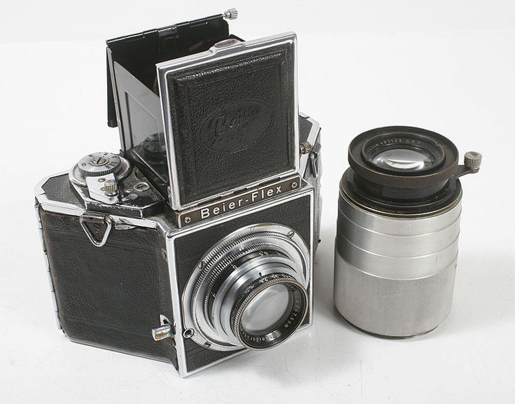 Beier Beier Flex with 75 2 8 Xenar and A 135 4 5 Goerz Dogmar 163387 | eBay