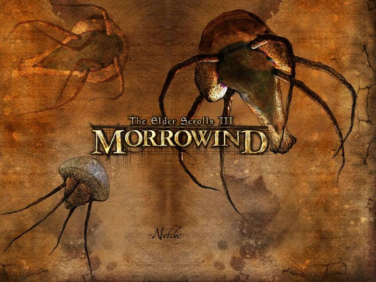 The Elder Scrolls III Morrowind Theme [HD Quality]