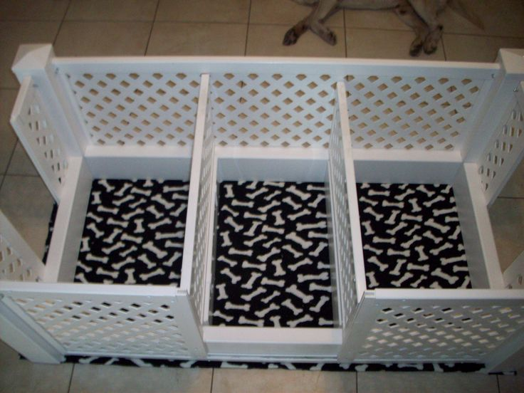 Get My Puppy Corral | My Whelping Box | Dynamic Whelping box and Puppy Pen System.