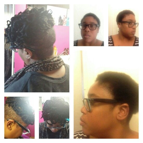 1000 Images About Locs With Shaved Sides On Pinterest