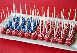 fourth of july wedding cakes - Bing Images