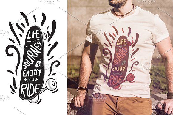 Life Is Journey by barsrsind on @creativemarket