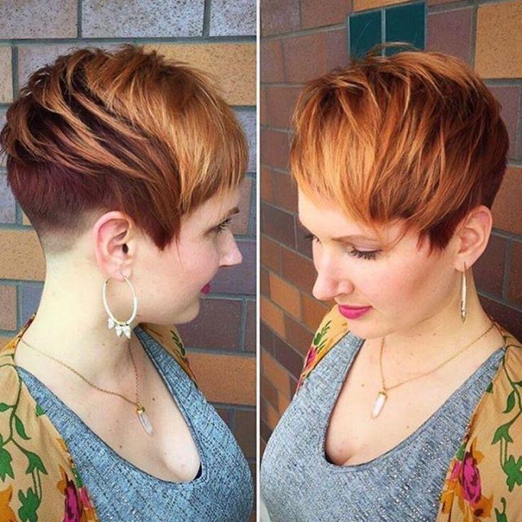 ladies short undercut hairstyles