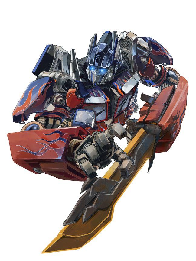 Revenge of the Fallen Prime by ~glovestudios on deviantART