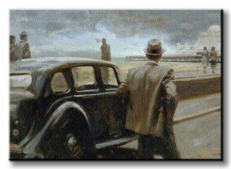 The Return - Obraz na płótnie