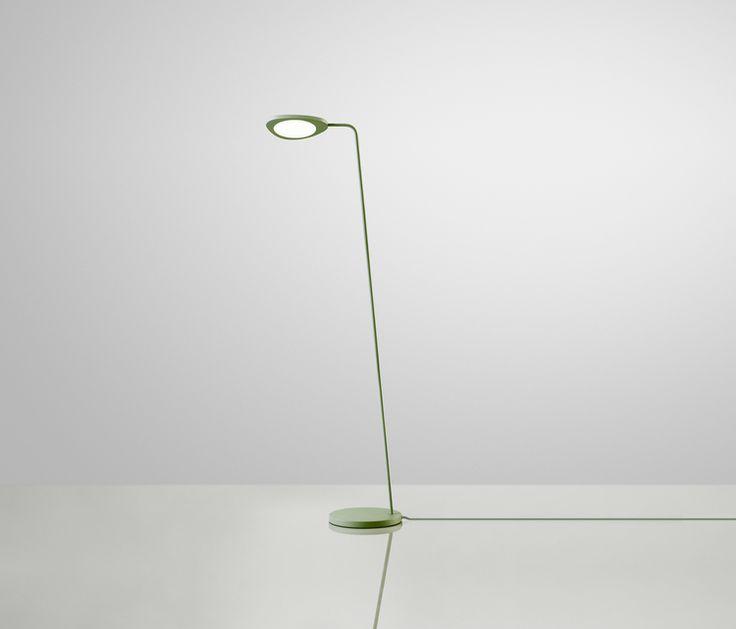 Muuto Leaf Floorlamp staande lamp