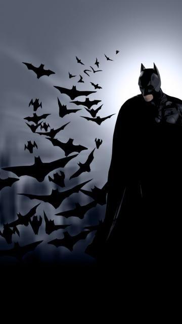 Batman HD Wallpaper For Your Mobile Phone SPLIFFMOBILE
