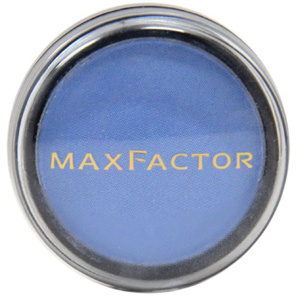 Max Factor Earth Spirits no. 132 Ultra Blue Eye Shadow ($11) ❤ liked on Polyvore featuring beauty products, makeup, eye makeup, eyeshadow, max factor eye shadow, max factor and max factor eyeshadow