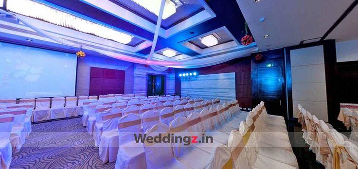 Get pricing details, seating capacity and other details for Ramada, Mahape- Navi Mumbai's premier wedding banquet - #weddingvenue #weddingz #Ramada #indoorvenuedecor #banquethalls #banquethallsinNavimumbai #Navimumbai #bestweddingvenue #weddingvenuesinNavimumbai #topweddingvenues #banquethallsNaviMumbai #fivestarweddingvenues #topfivestarthotels | weddingz.in | India's Largest Wedding Company | Wedding Venues, Vendors and Inspiration |