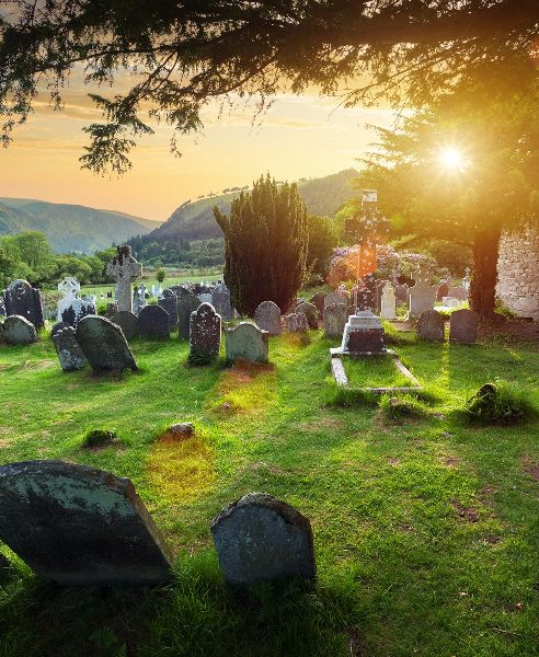 The Most Beautiful Places in Ireland: Glendalough, Co. Wicklow