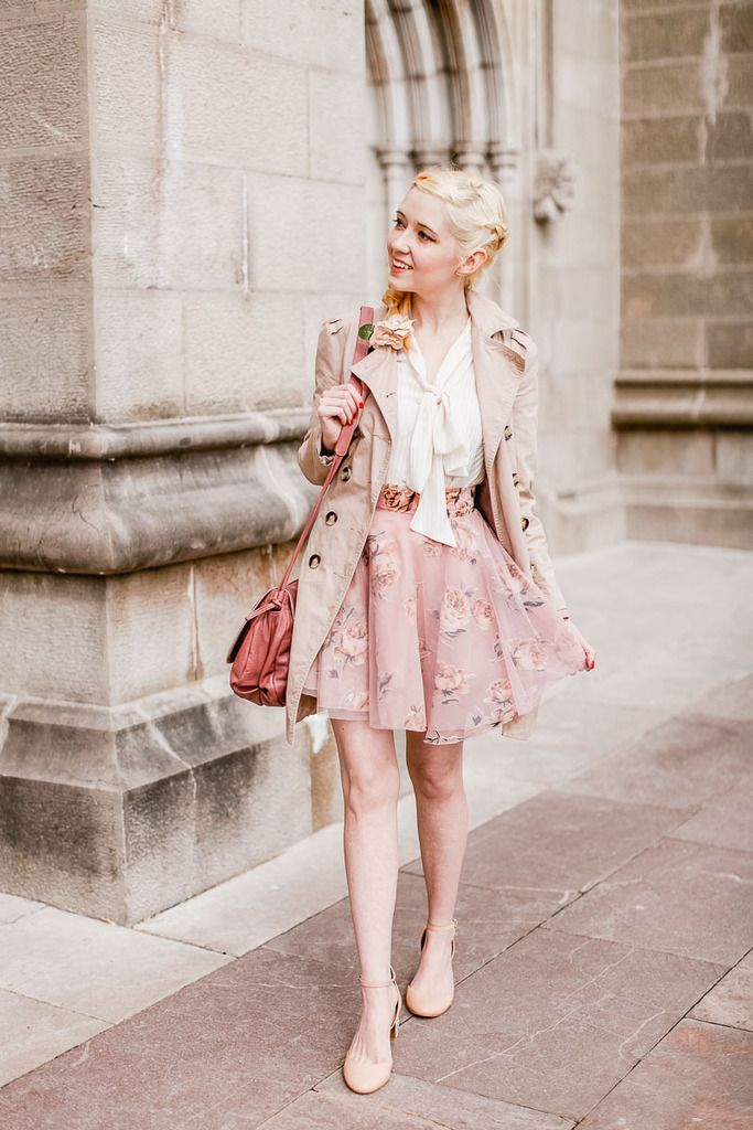 Outfit: Spring Blush