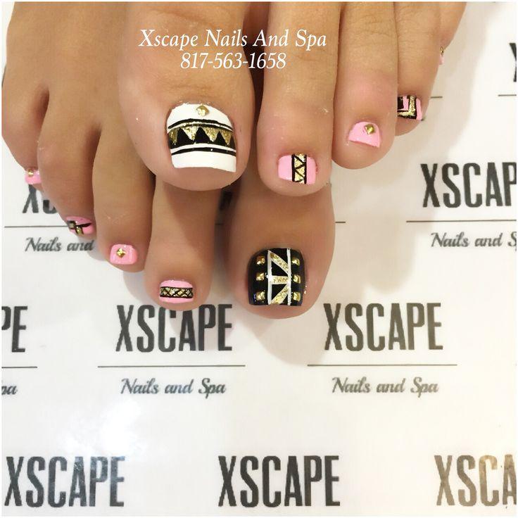 Cute toe designs