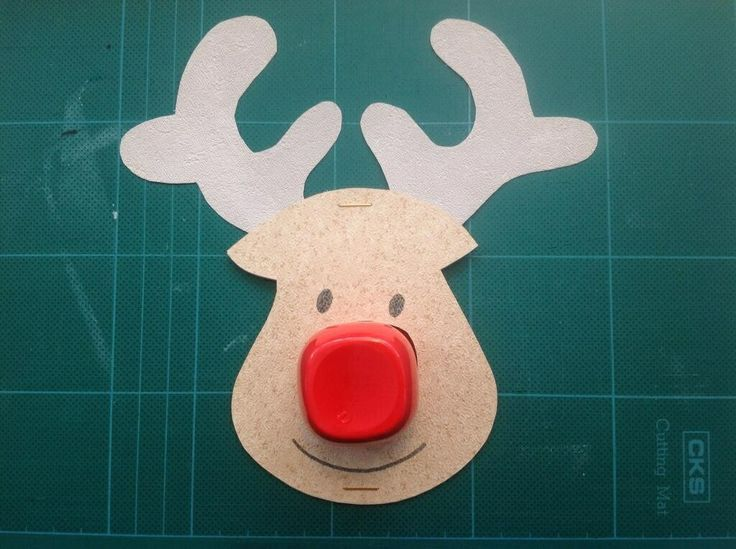 Danoontjes traktatie, rudolf kan ook een clowntje zijn ;) Leuk, deze doen we voor het kerstdiner. Lekker makkelijk ook :)