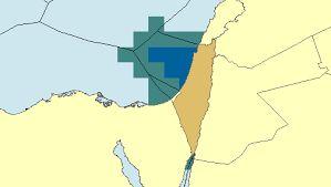 Israel EXclusive economic zone - Buscar con Google