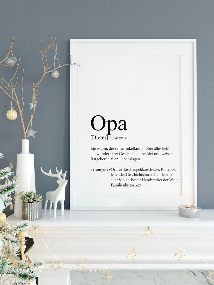 Opa Definition Vonherzen Shop Yvonne Justinger