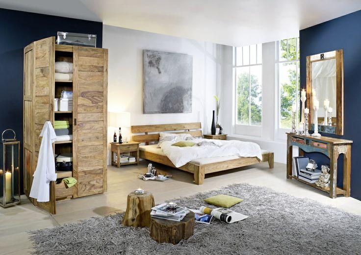 7 besten schlafzimmer m bel bilder auf pinterest serien - Massivholzmobel palisander ...