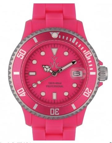 TOYWATCH - Metallic Stones Pink #toywatch #metallic #stones  #pink