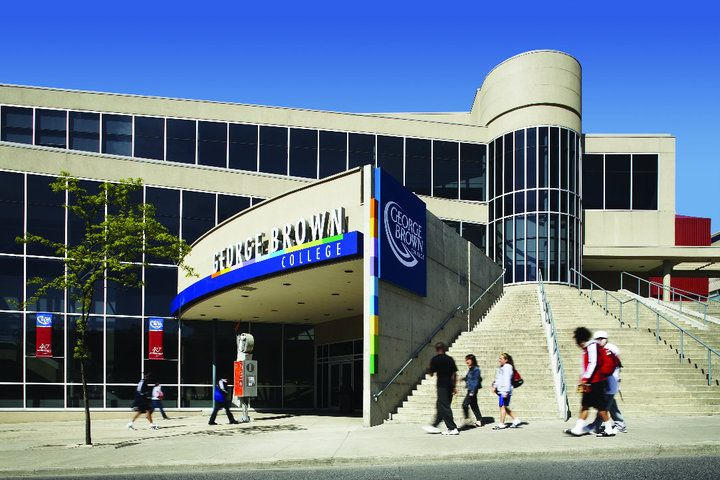 George Brown College, Casa Loma campus - Toronto, ON