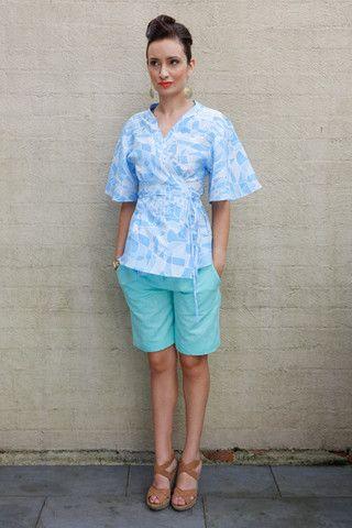 kobe blouse