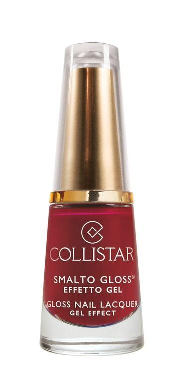 Smalto Gloss Effetto Gel n. 578 ROSSO IMPULSIVA#collistar #summer #estate #colors #colori #nails #unghie #smalti #makeup #rosso #red