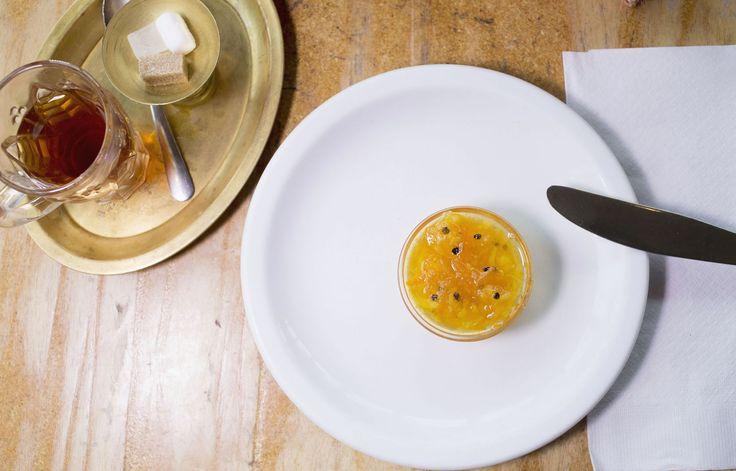 Une suggestion d'Heméla Pourafzal, chef du Café Byblos.