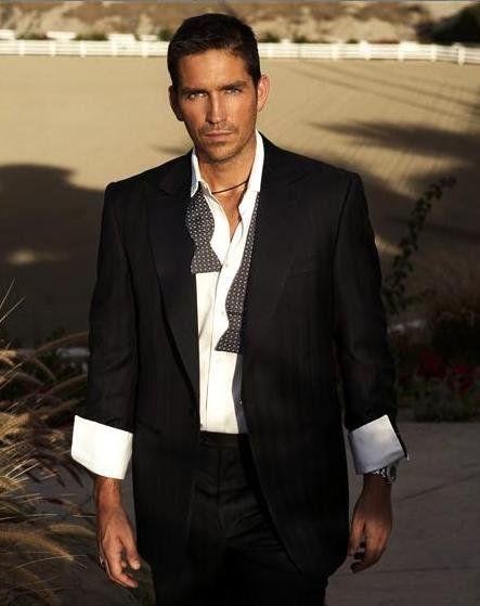 Jim Caviezel: Pure hotness. ;)