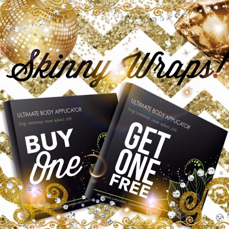 BOGO Sale today and tomorrow on wraps!! Get 8 wraps for the price of four if you order by tomorrow night midnight!!   WRAP IT! Tighten, Tone and Firm in as little as 45 minute!  Order on allisonjean.itworks.com