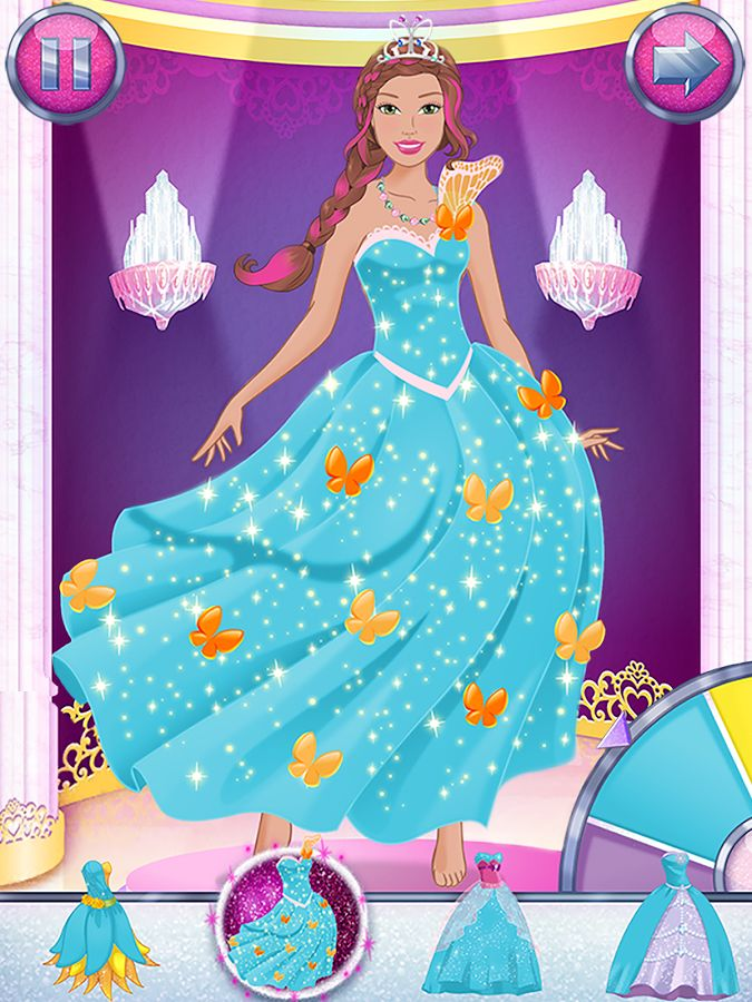 Barbie Magical Fashion- screenshot