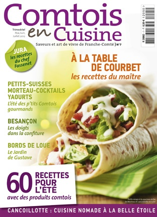 le Comtois en Cuisine saveurs et art de vivre en Franche-Comté