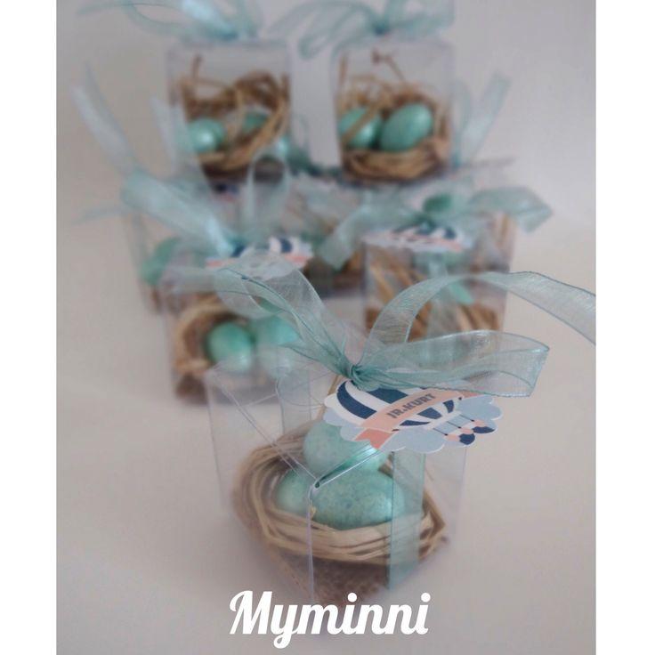 Bebek doğum Hastane odası ikram ve hediyeleri www.myminni.com