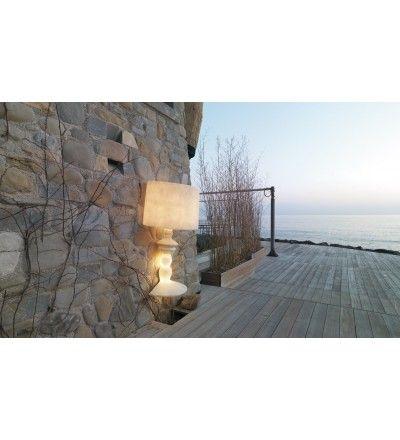 Lampa ogrodowa Alibabig - Karman