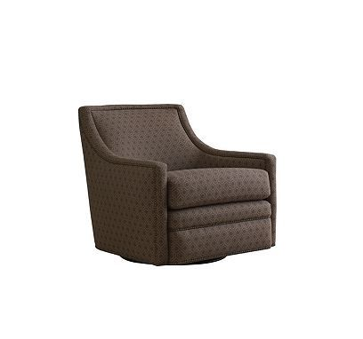 CALLAHAN SWIVEL GLIDER CHAIR from the Henredon Upholstery collection by Henredon Furniture