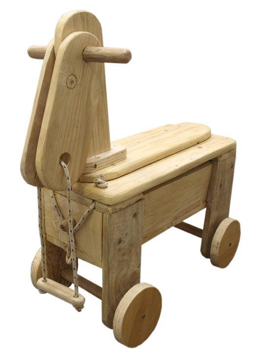 lallo- waste wood toys