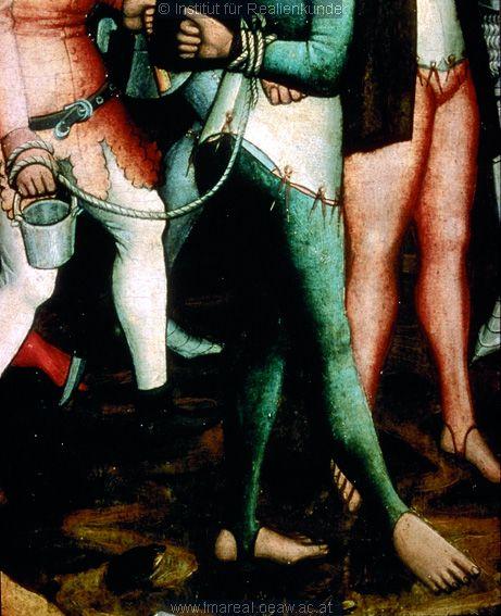 Ничто не вечно под луной.Уильям Шекспир - Из истории штанов. Картинки. 12-16 век. 1445-1450
