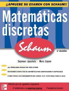Matemáticas Discretas, aborda temas sobre conjuntos, relaciones, funciones y algoritmos. Tambien trata sobre gráficas, arboles binarios, lenguajes, conjuntos y álgebra booleana. Cada capítulo presenta definiciones, principios y teoremas con material ilustrativo y descriptivo, que acompaña problemas resueltos y complementarios. Ver copias disponibles en: http://nubr.co/kvcUoG