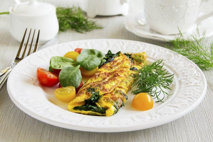Detoxikační omeleta   Svět zdraví - Oficiální stránky