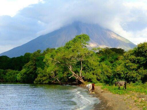 Isla de Omotepe, Nicaragua