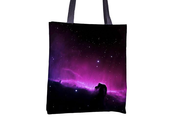 """Tote Bag - """"Horsehead Nebula"""" http://www.lawleypop.ca/shop/product/tote-bag-sandy-shore/ OFFICIAL LAWLEYPOP MERCHANDISE #allover #full #seamless #doublesided #print #printed #printing #lawleypop #lwleypop #lawleypopdesign #lawleypopmerch #fashion #accessories #style #bags #totes #totebags #handbags #shoulderbags #chic #street #urban #unique #custom #photography #landscape #nature #hubble #nasa #space #deep #science #scifi #nebula #astrology #astronomy #cosmos #bigbang #label #logo #brand…"""