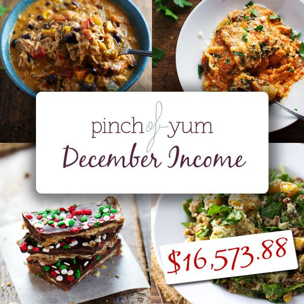 December Traffic and Income Report – $16,573.88