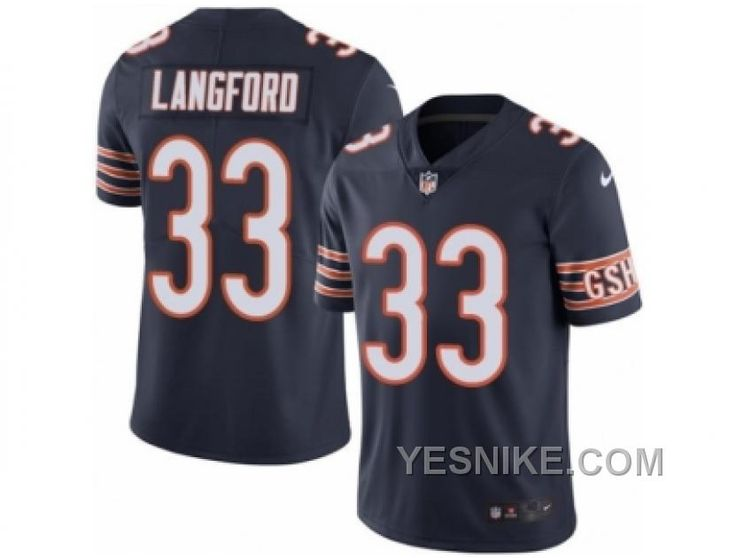 http://www.yesnike.com/big-discount-66-off-mens-nike-chicago-bears-33-jeremy-langford-elite-navy-blue-rush-nfl-jersey.html BIG DISCOUNT ! 66% OFF ! MEN'S NIKE CHICAGO BEARS #33 JEREMY LANGFORD ELITE NAVY BLUE RUSH NFL JERSEY Only $26.00 , Free Shipping!