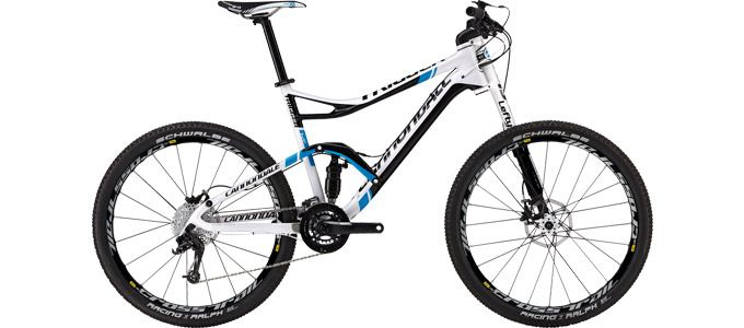 Cannondale Trigger 2013