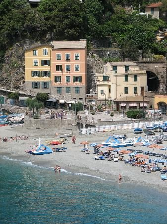 Monteroso al Mare, Cinque Terre, Italy (aah...my beach)