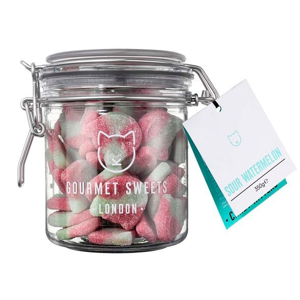 Candy Kittens Sour Watermelon Gourmet Sweets Gift Jar Debenhams Gourmet Sweets Sweets Gift Gift Jar