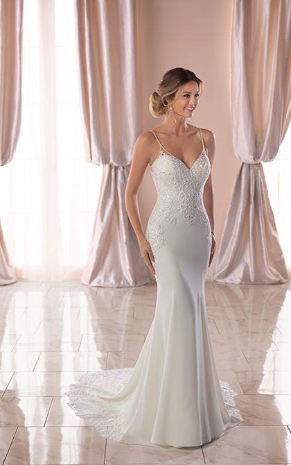 dfe432b16321 6767 Stella York | Stella York | Wedding dresses, Sexy wedding ...